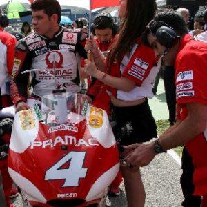 Barros MotoGP
