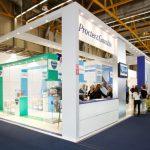 Lo stand Procter & Gamble al Cosmofarma 2011