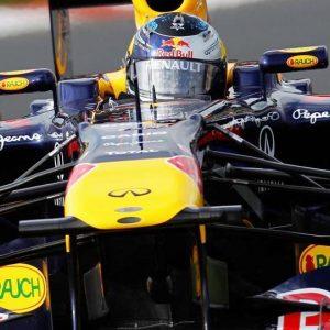 Sebastian Vettel - Red Bull Racing 2011