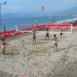 Coca Cola - beach volley