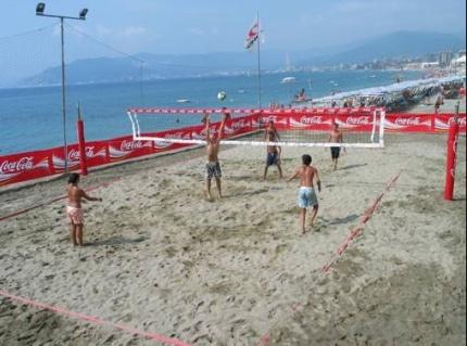 Sponsorizzazione: Coca Cola – Beach Volley