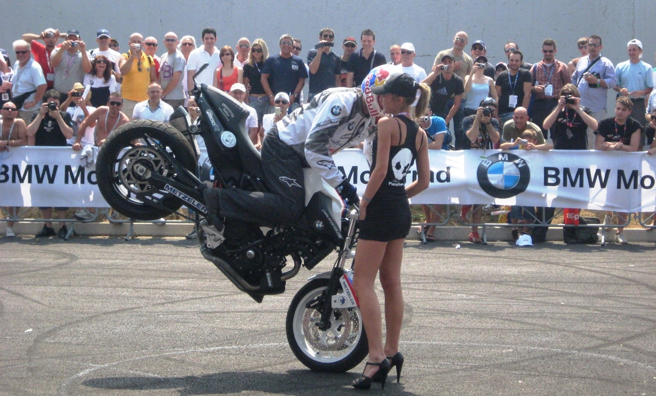 Eventi: BMW – Motorrad Italia