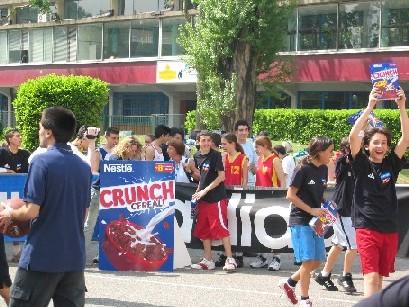 Eventi: Crunch Cereali – Torneo Basket3