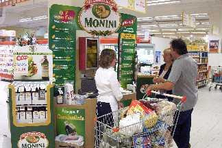 Tour GDO: Monini