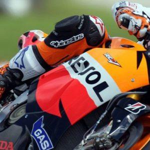 Casey Stoner - Honda HRC Repsol Team