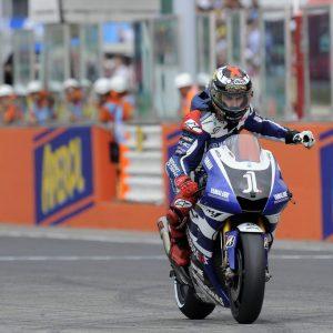 Jorge Lorenzo - Misano 2011