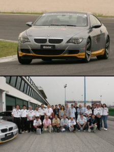 Sport driving exclusive day