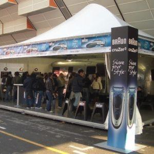 Braun al Motorshow 2008