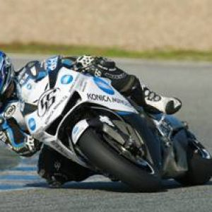 Team Jir Konica Minolta Honda