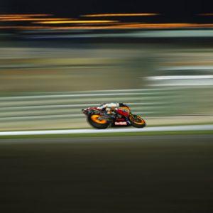 MotoGP 2012 n. 26 Dani Pedrosa of Spain and Repsol Honda Team in action during the 2012 Season of World Motorcycle Championship race 01 Qatar GP in Losail circuit near Doha @ 2012 mirco lazzari mircolazzari@yahoo.it
