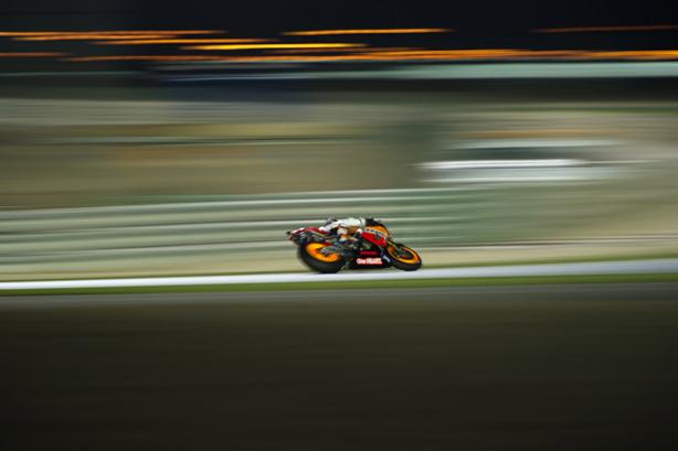 MotoGP 2012 Qatar GP - Dani Pedrosa by Mirco Lazzari