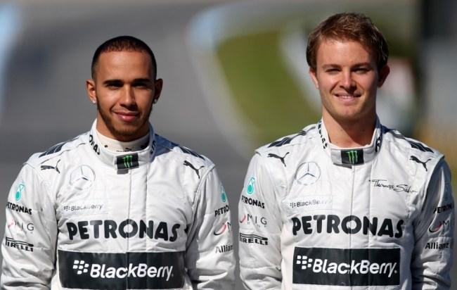 ¿Cuánto mide Lewis Hamilton? - Estatura y peso - Real height Ay_102948041-e1360001780566