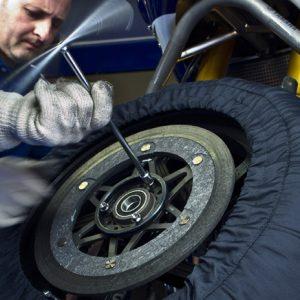 Mechanics Yamaha Factory Racing