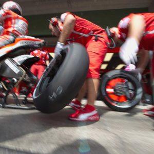 Ducati MotoGP Box