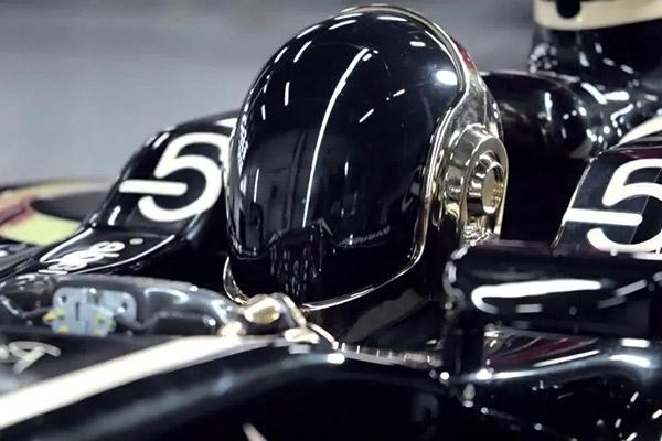 Daft Punk Lotus