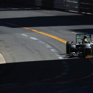 Mercedes al GP di Montecarlo 2013