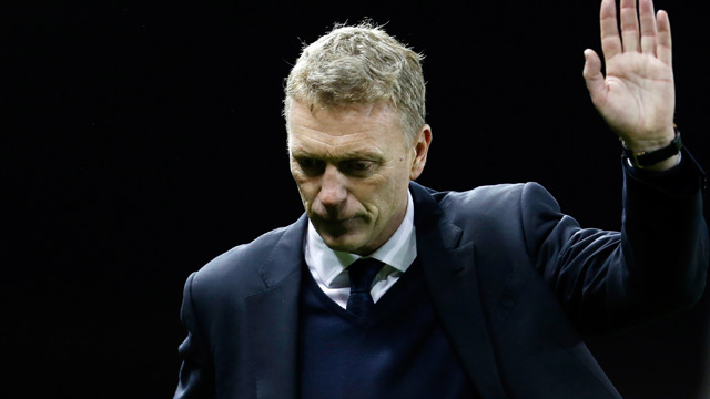 David Moyes leaves Everton to become Manchester United manager