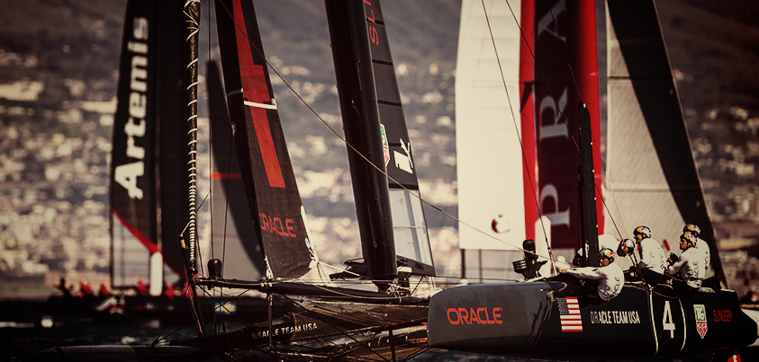 Oracle America's Cup