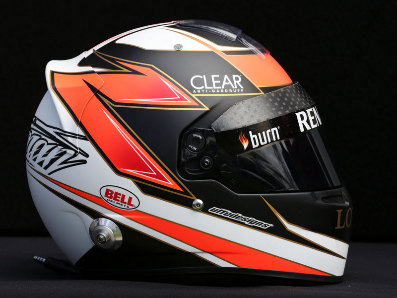 in your opinion what is the best f1 helmet design ever    formula1