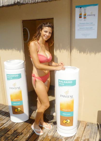 pantene aqualight 2013