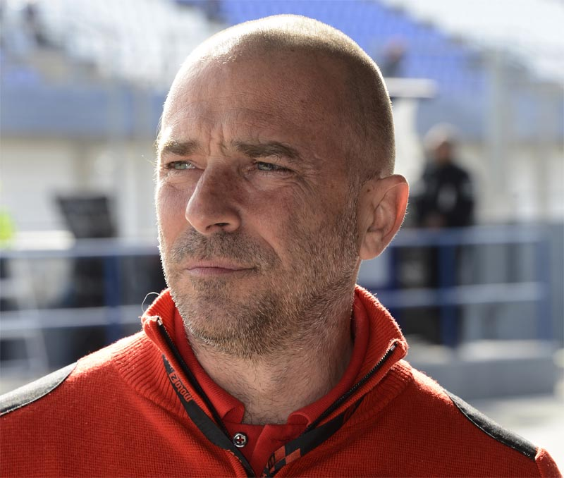 Livio Suppo - Team Principal