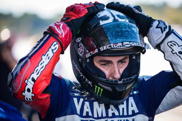 """MotoGP: Lorenzo e la crisi """"Capita. Guardate Vettel"""""""