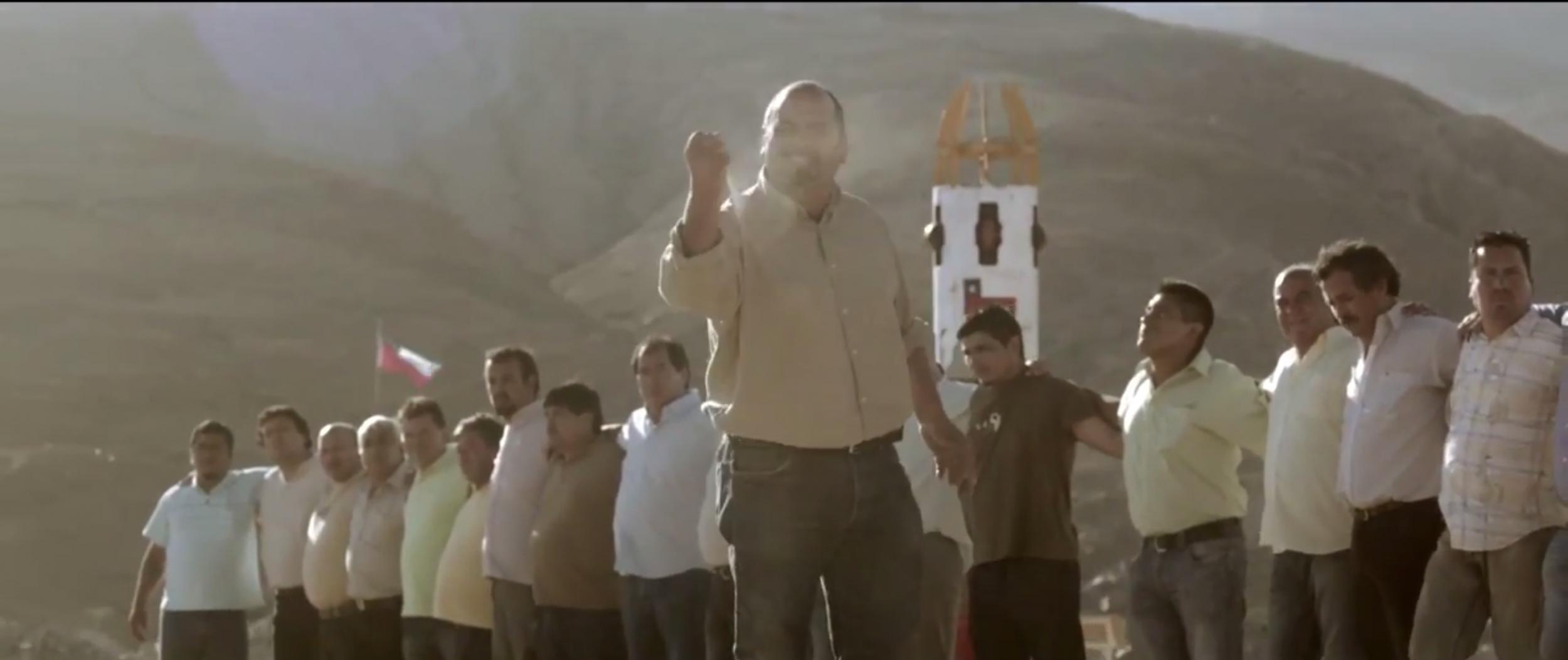 Sports Marketing: lo spot del Banco de Chile per la Coppa del Mondo con i minatori sorpavvissuti