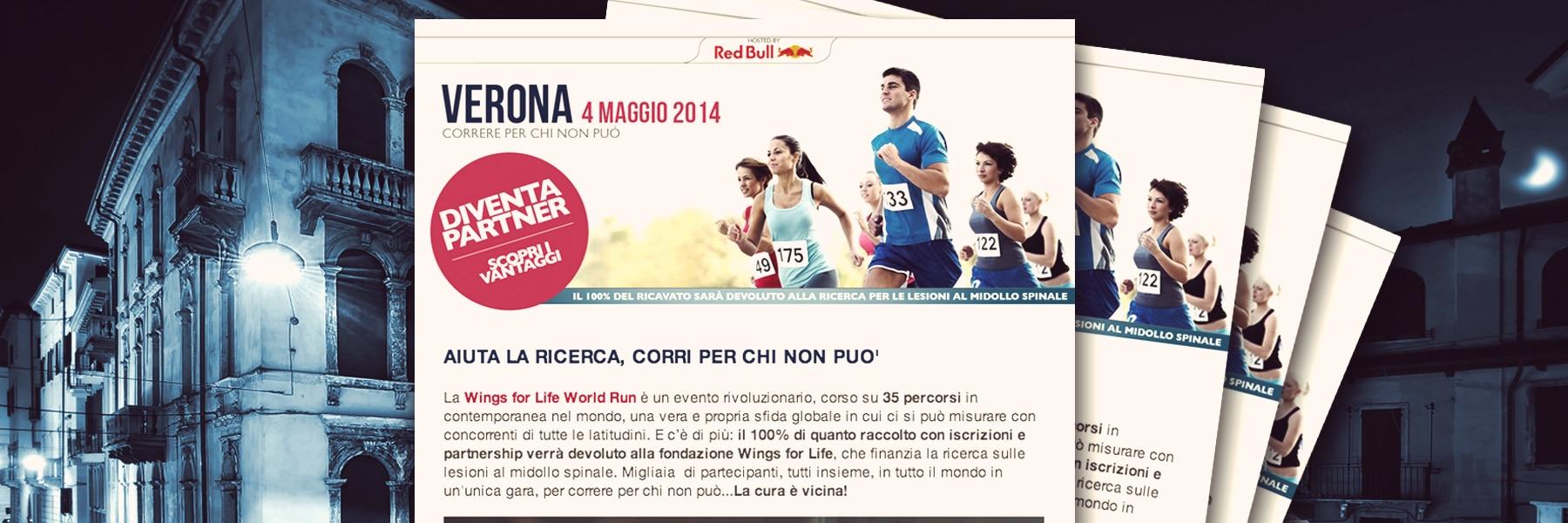 Digital: Red Bull Wings For Life World Run DEM