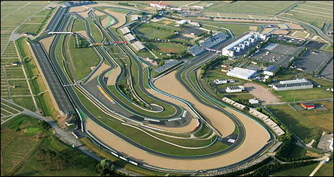 F1: Magny Cours pronta per rientrare nel Calendario 2015