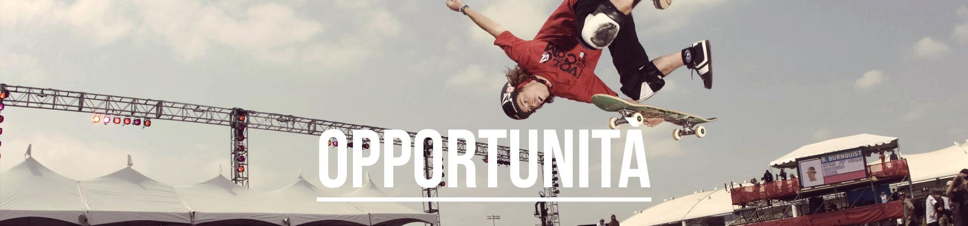Opportunità di sponsorizzazione attività di marketing engagement b2b b2c