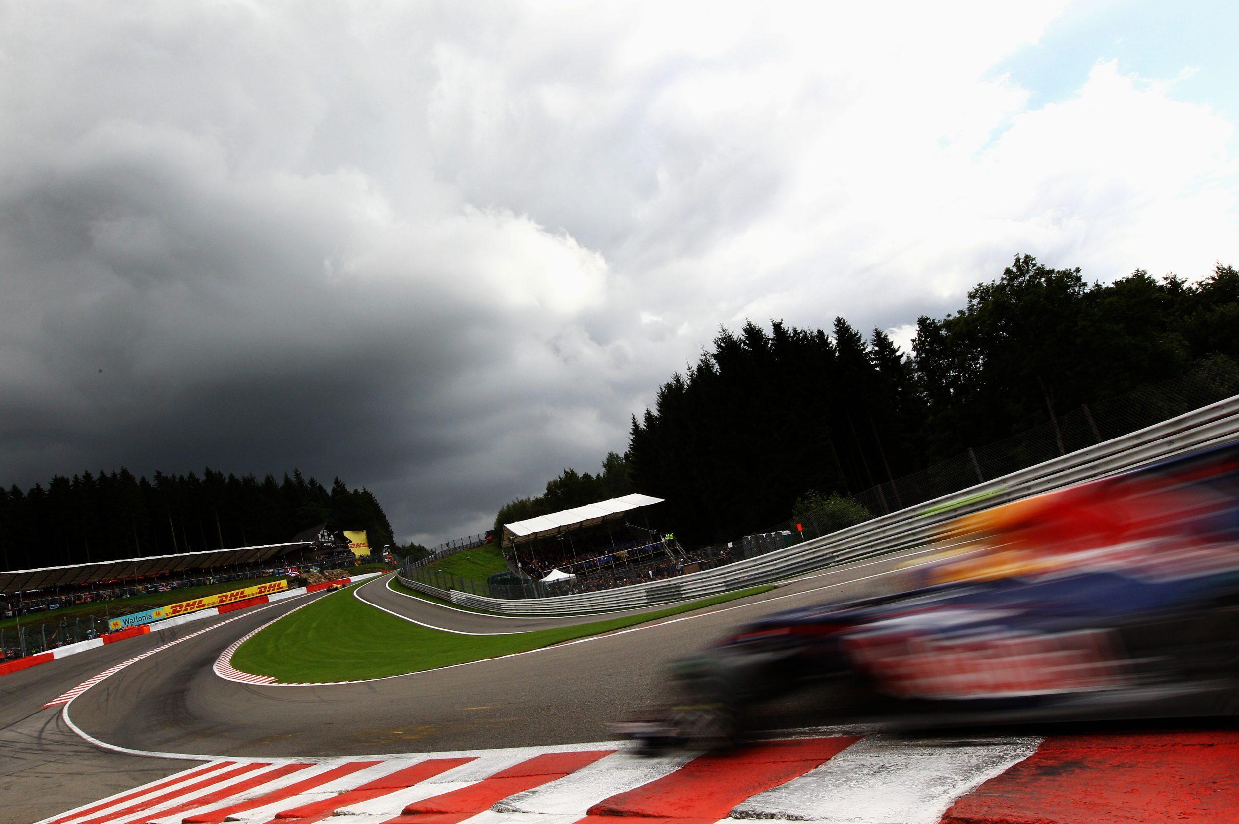 F1 Belgian Grand Prix - Race