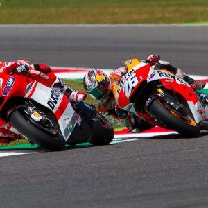 Andrea Dovizioso DAni Pedrosa MotoGP Sponsorship