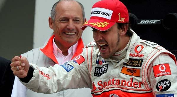 F1: Il futuro incerto di Fernando