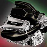 Hinda engine f1 turbo