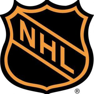 NHL hockey logo