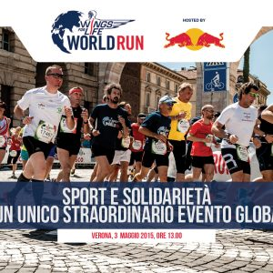 Red Bull Wings for Life 2015 World run