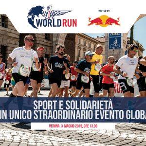 Red Bull Wings for Life 2015 World run Verona