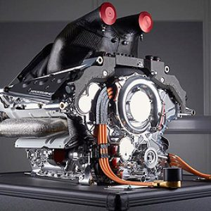 mercedes power unit f1 engine