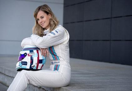 F1: Formula donna? Susie Wolff dice no