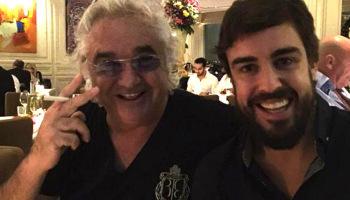 """F1: Briatore convinto """"Alonso ha fatto bene a lasciare la Ferrari"""""""