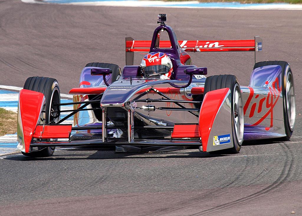 Sponsorizzazioni: Virgin Media è nuovo partner della Formula E