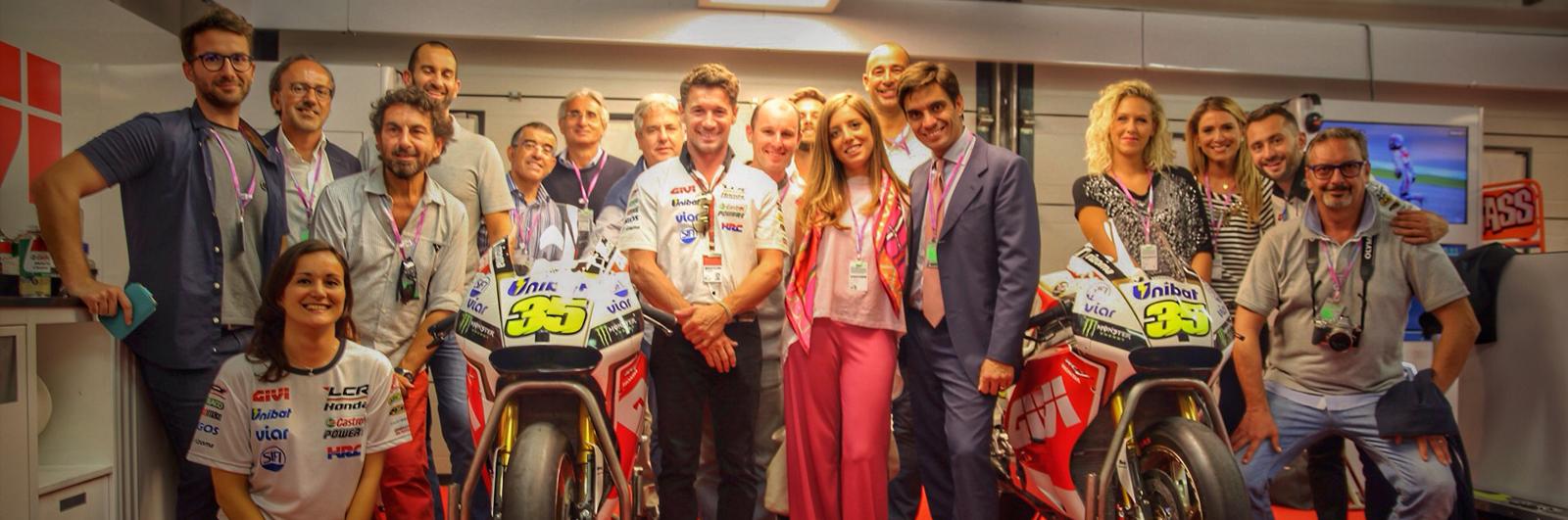 Hospitality: SIFI at MotoGP San Marino e Riviera di Rimini 2015