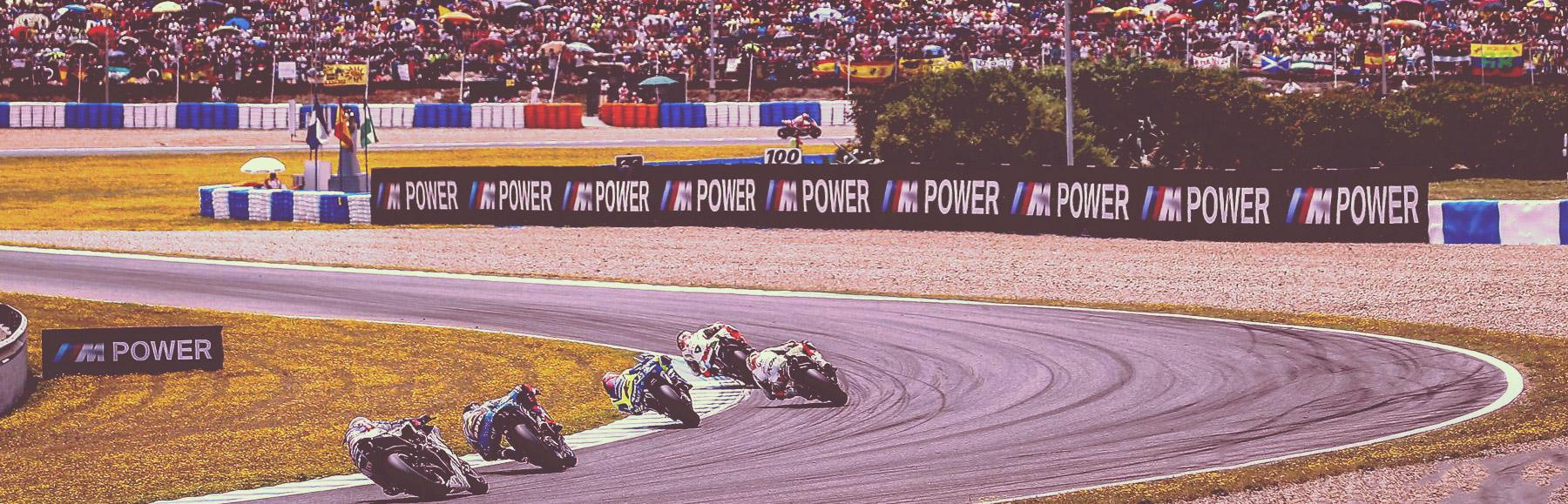 Le geografie del racing: cosa cambia per gli Sponsor MotoGP e F1
