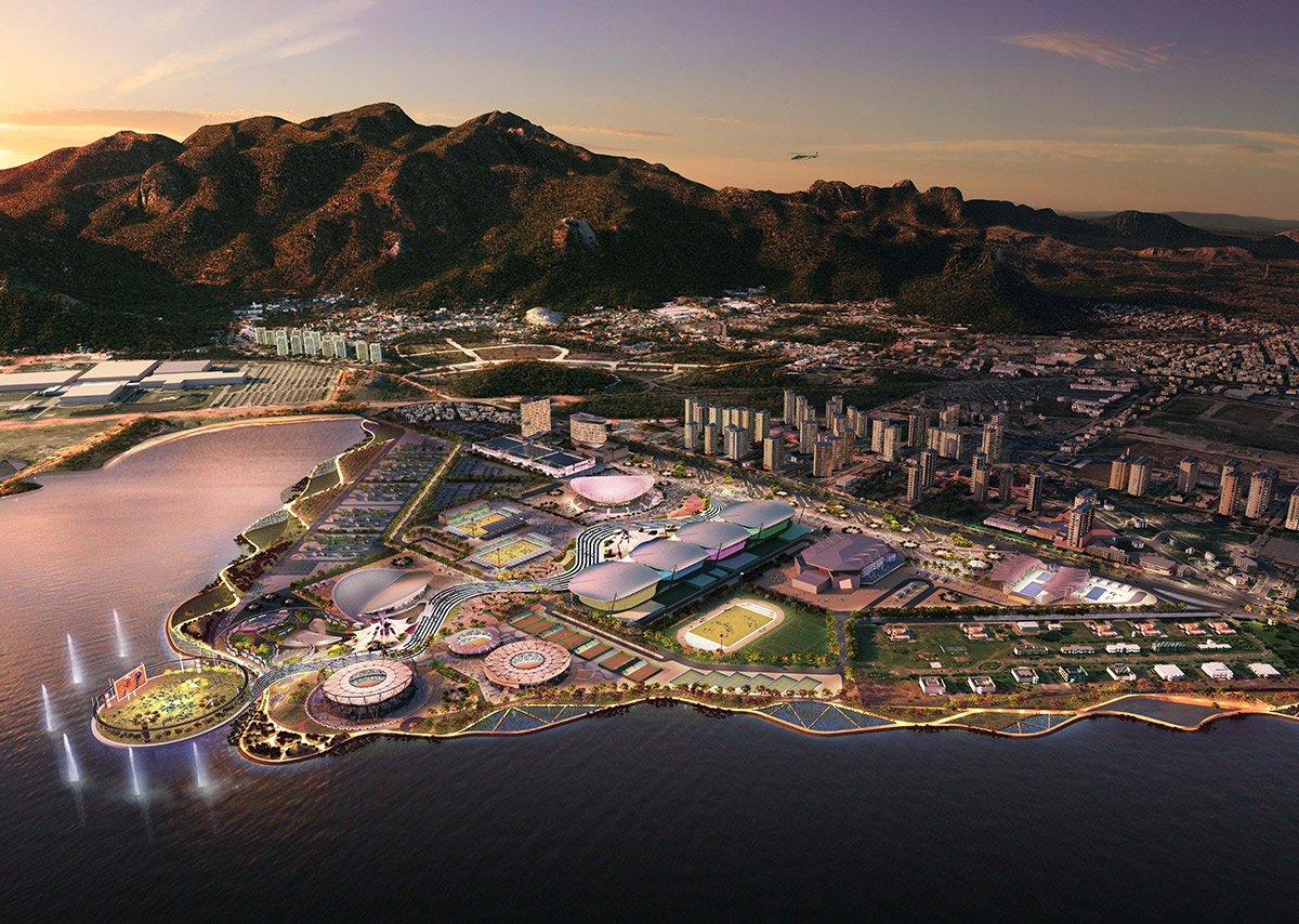 Sponsorizzazioni sportive: Panasonic è Official Ceremony Partner di Rio 2016