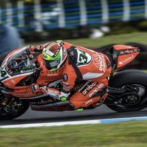 Ducati torna in pista a Phillip Island