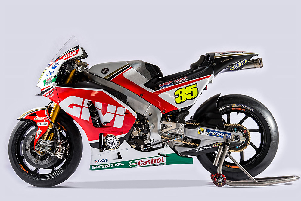 Sponsorship: SIFI x LCR Honda MotoGP