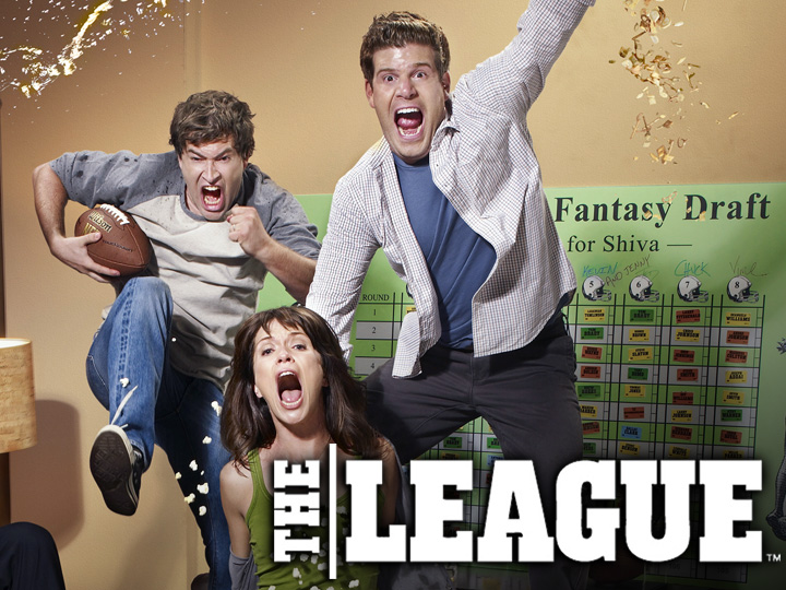 sport tv season the league