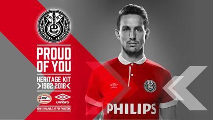 PSV-Phillips, un addio bellissimo