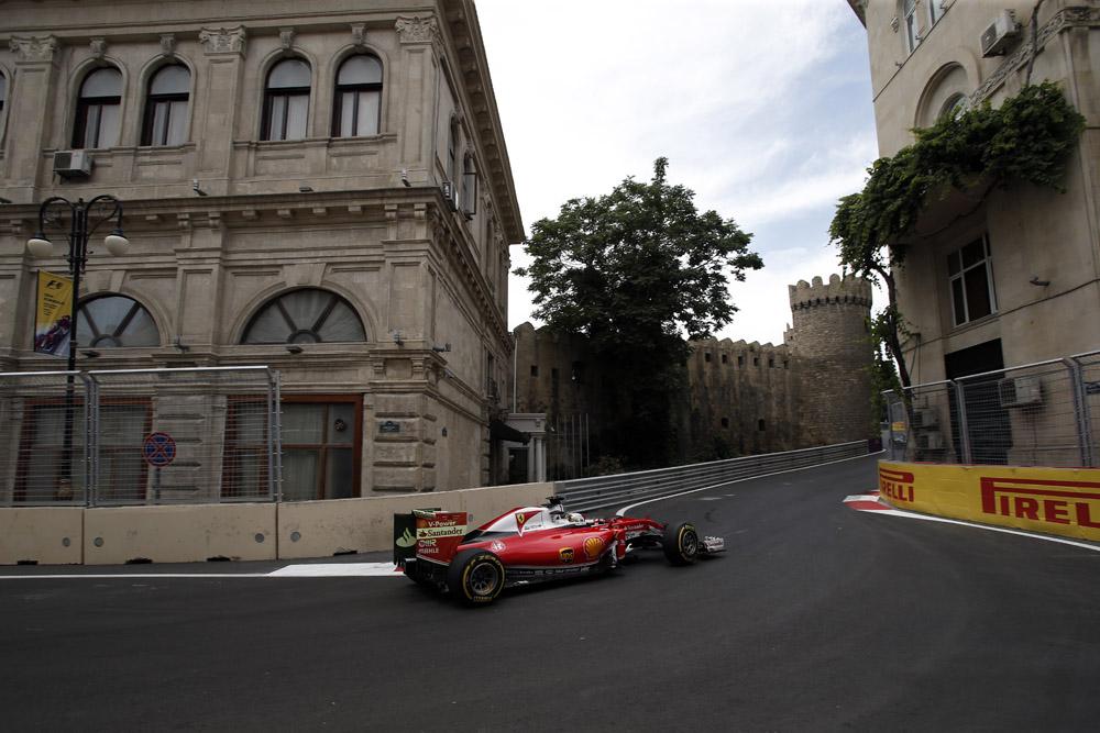 Spuntature: Baku, i visual, la rincorsa