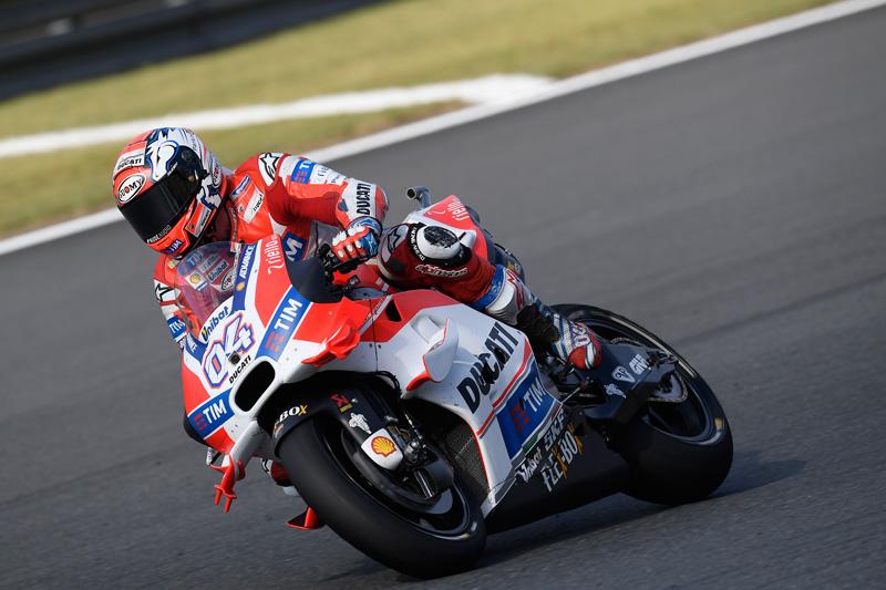 MotoGP: Ottimo Dovizioso a Motegi. Barbera cade ed è 17°